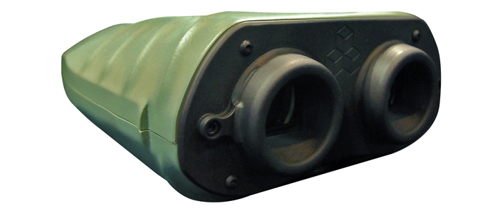 Case Study: VSS Vector 21, Virtual Reality Range Finding Binoculars