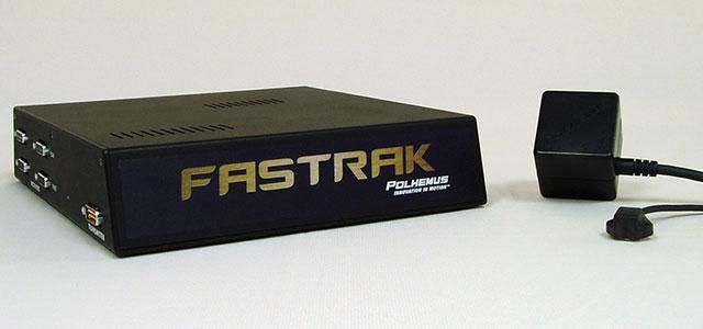 Polhemus FASTRAK motion tracker