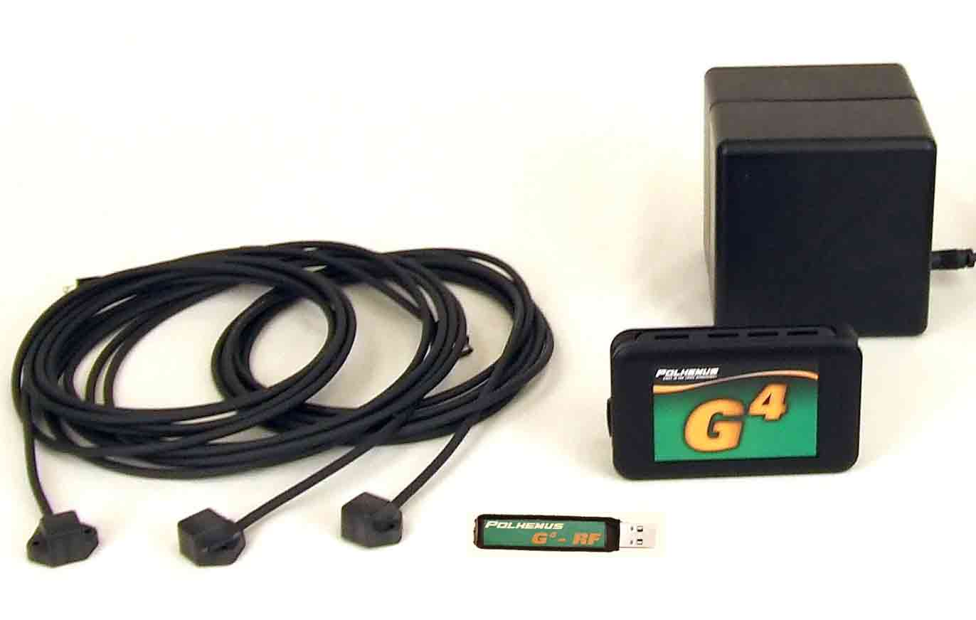 Polhemus G4 system electronics motion tracker