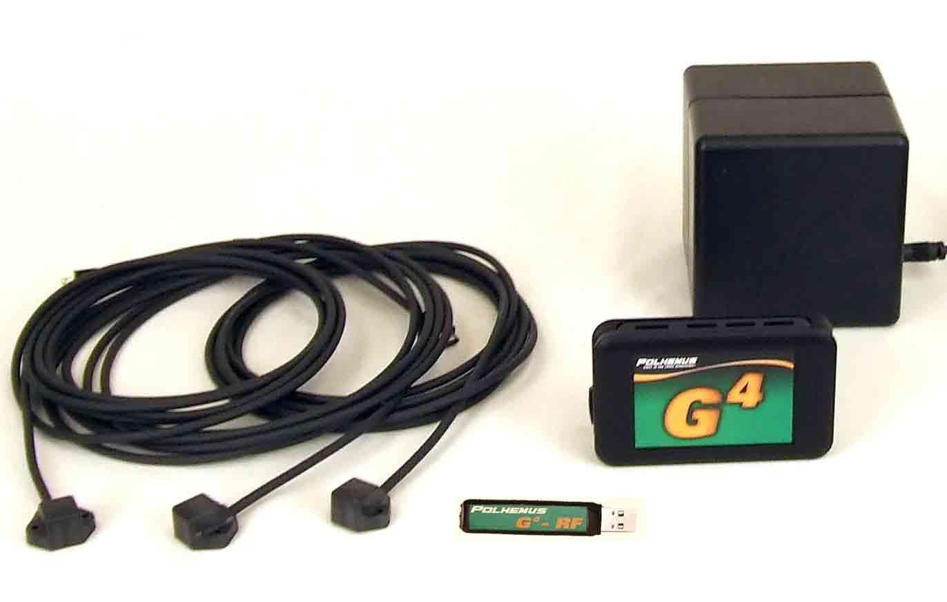 Polhemus G4 system electronics motion tracker