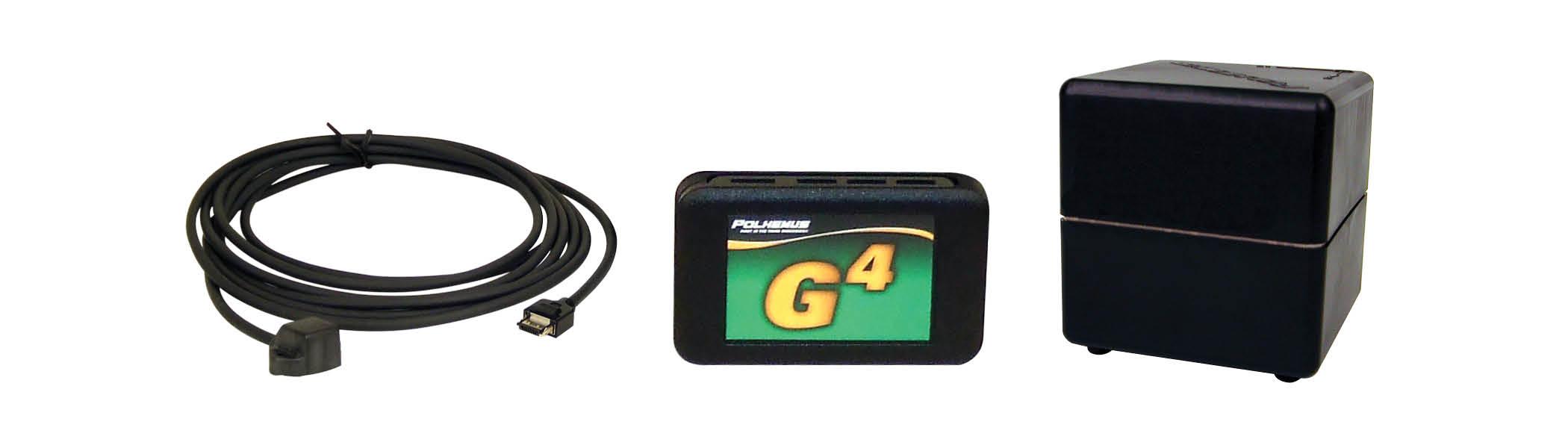 Polhemus G4 wireless motion tracking system