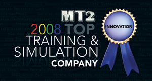 Polhemus Wins Innovation Award for Training and Simulation