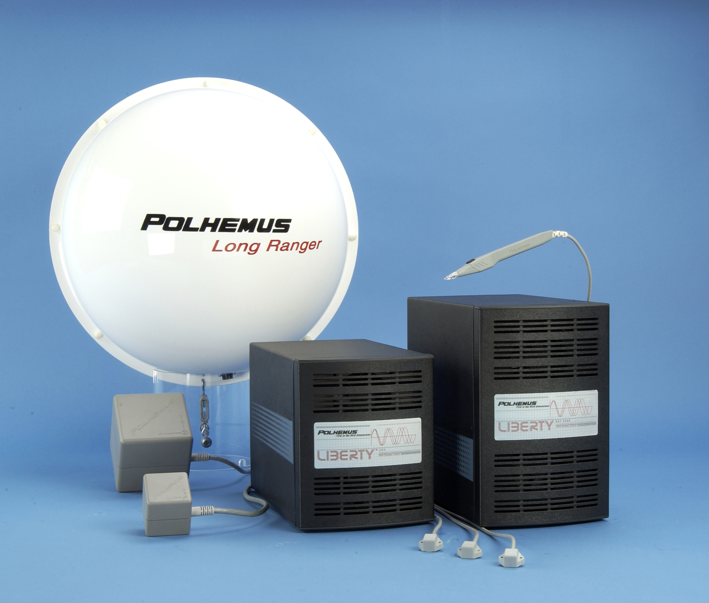 Polhemus motion tracking products: FASTRAK and LIBERTY