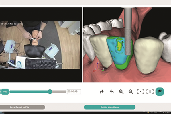 Case Study: Hybrid VR Dental Training Simulator for Dental Education
