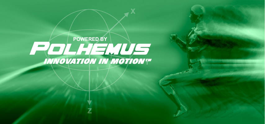 Polhemus Innoivation In Motion - Industry Leader in Motion Tracking