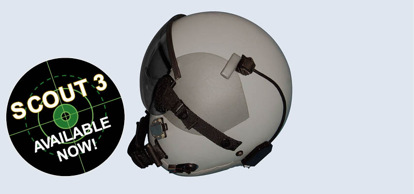 Polhemus SCOUT Self Contained Head Tracker