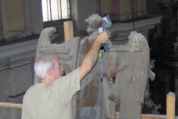 Case Study: FastSCAN Critical Tool in Restoration and Replication Project