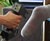Case Study: Polhemus 3D Laser Scanner Enables Perfect Prosthetic Fit
