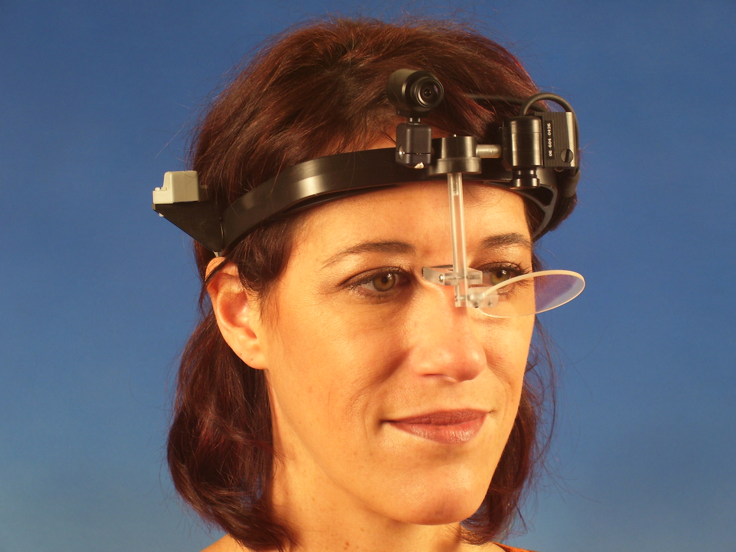 VisionTrak Head Mounted Eye Trackign System