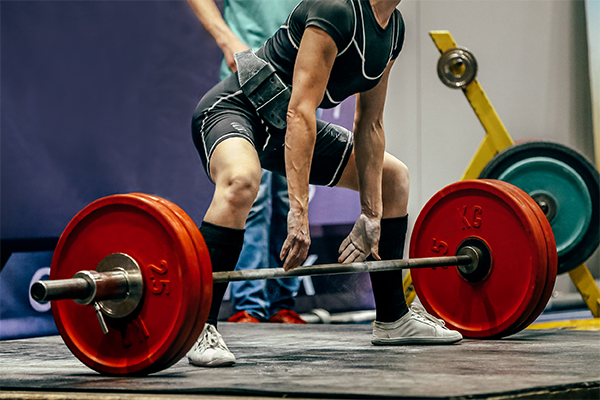 Case Study: Assisting Olympic Weightlifting With Motion Tracking